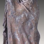 'Job', Kieta Nuij. beelden in brons