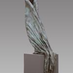 Johanna, Kieta Nuij bronzen beelden