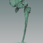La reine, Kieta Nuij beelden in brons
