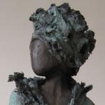 Omzien, Kieta Nuij beelden in brons
