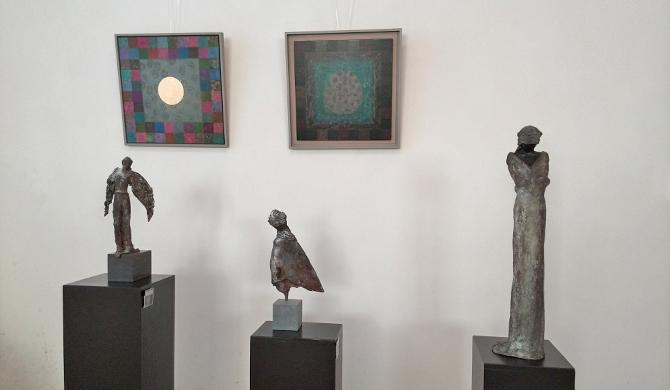 Kunstbakens 2015 Kieta Nuij beelden in brons