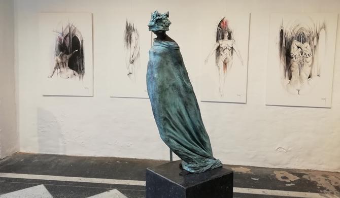 'Pure', beelden van Kieta Nuij bij Pjez Unik