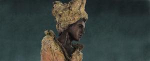 Lucida, Kieta Nuij beelden in brons