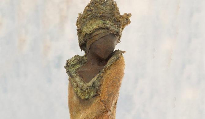 'Charis' Kieta Nuij beelden in brons