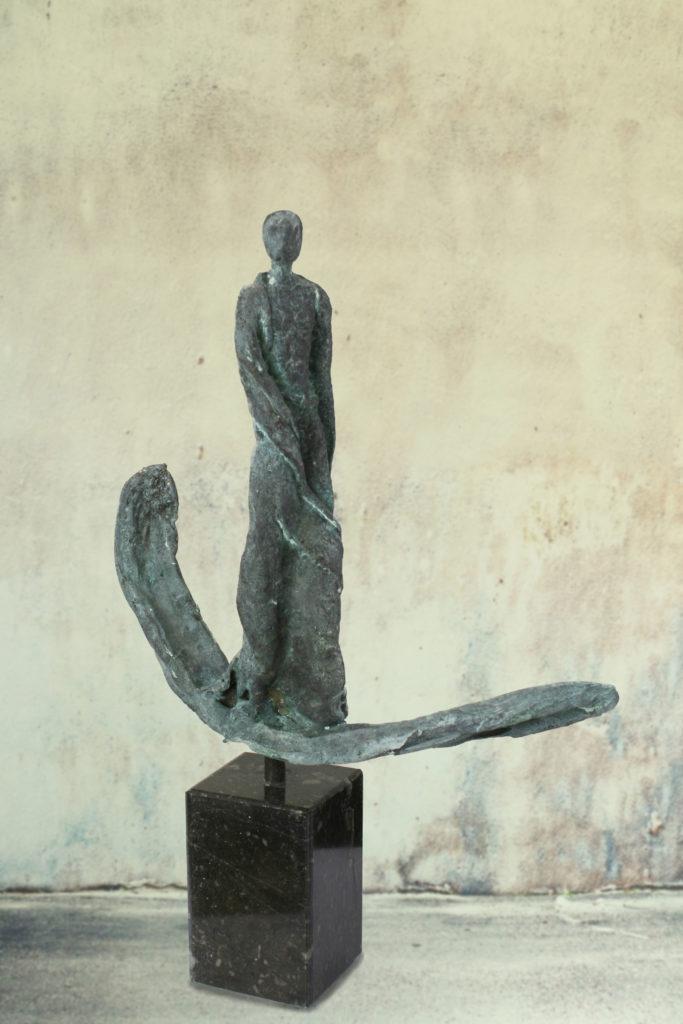 Balans, Kieta Nuij bronzen beelden