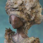 'Dageraad' Kieta Nuij beelden in brons