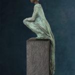 'Nina' Kieta Nuij beelden in brons