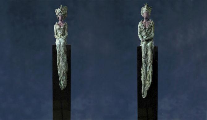 Le roi, La reine, Kieta Nuij bij Hoeve Rijlaarsdam