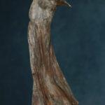 'Salomé' Kieta Nuij beelden in brons