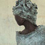 'Dione', Kieta Nuij bronzen beelden