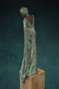'Maia' Kieta Nuij bronzen beelden