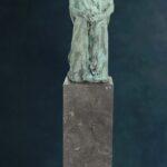 Alina', Kieta Nuij bronzen beelden