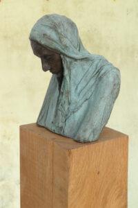 'Young man II' Kieta Nuij bronzen beelden