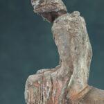 'Facing inward' Kieta Nuij beelden in brons